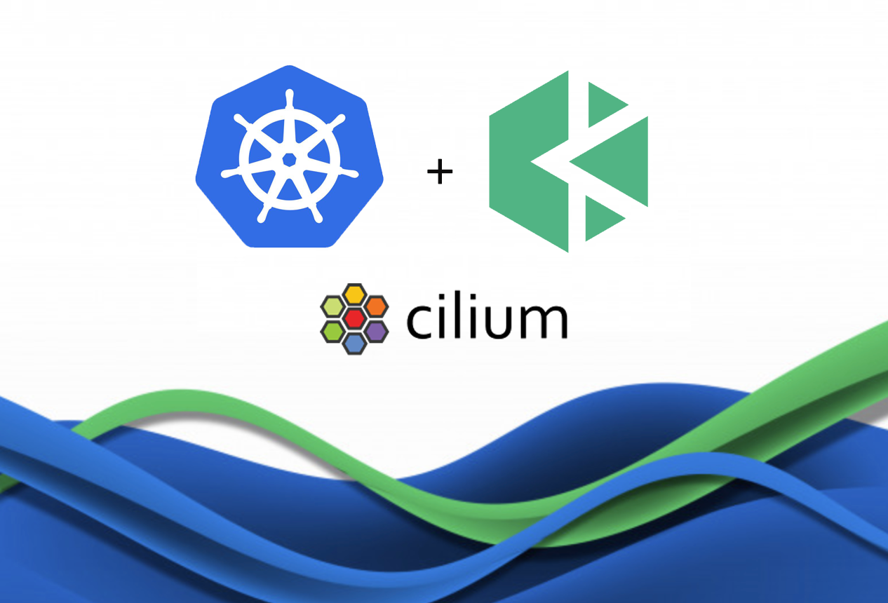 使用 Cilium 作为网络插件部署 Kubernetes + KubeSphere