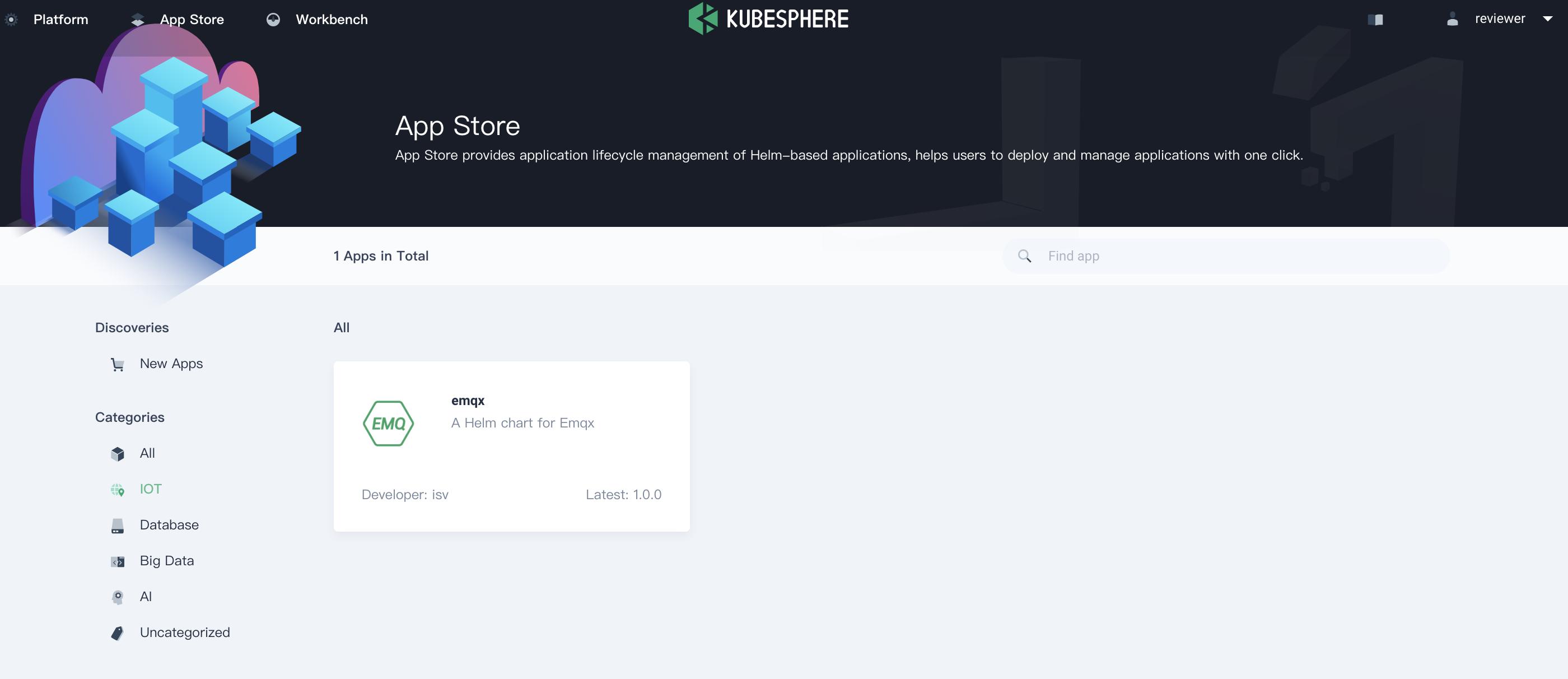 EMQ on Store